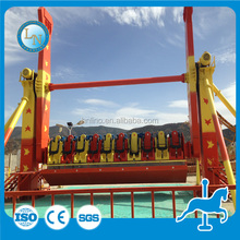 Super Hot!! theme park equipment Adventure rides space travel top spin