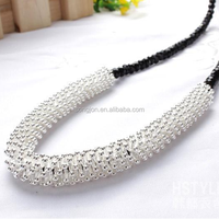Different types of necklace chains jewelry shoulder chain jewelry