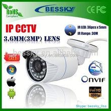 Onvif 1080P/960P/720P P2P IP Camera, Onvif IP Camera,rotary potentiometer 10k with ip67 waterproof