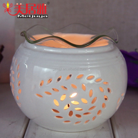 2015 new product ceramic candle holder TO577, ceramic oil warmer