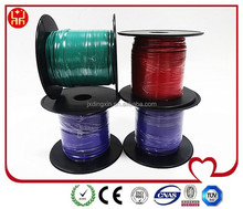 22AWG single Core White Electrical Wire with cheap price/UL1015 from china
