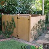 gazebo outdoor wpc wall panel products
