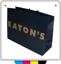 250gsm art paper C1S packing paper tote bag