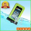 For Iphone 6 Samsung 9500 Mobile Phone PVC Waterproof Bag with thermograph
