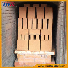 Factory supply high quality High temperature fire resistant refractory fired clay brick tunnel kiln