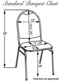 Накидка на стул Seewin  SPCV138