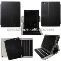 latest leather case pouch bag for ipad 3 ipad 2