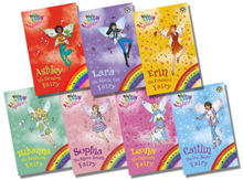 Rainbow Magic Magical Animal Fairies Collection,7 Books set pack