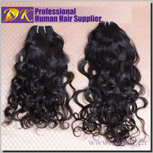 Wholesale human hair extensions 6a unprocessed cambodian 100% natural wave human hair