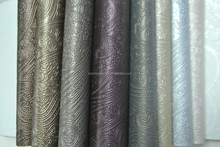 pvc synthetic leather for sofa upholstery T8283