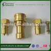 """Professional high quality 1/4"""" Female Brass Hydraulic quick coupling"""