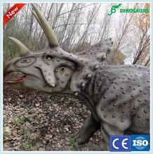 Museum Scene For Simulation Dinosaur Exhibition