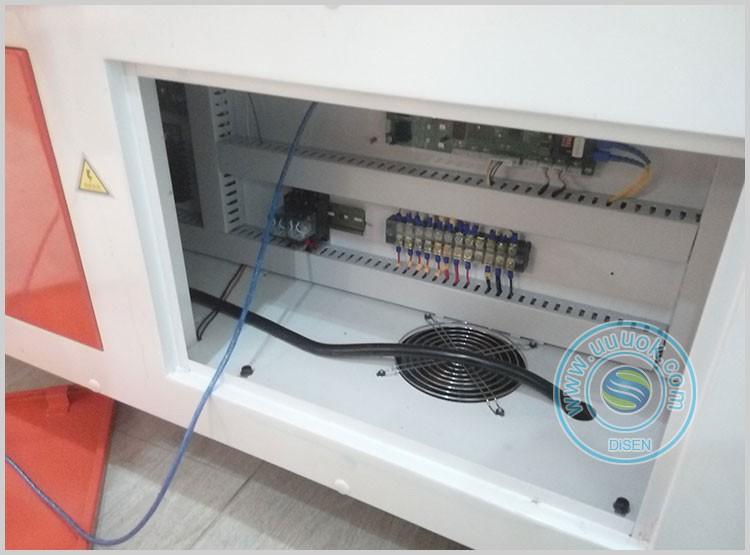 High precision 1.3M*2.5M automatic digital 3d glass printing machine