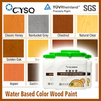 Water Based paint color for wood furniture
