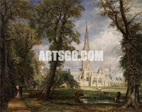 Supplier Dropshipping of Canvas Print of Scenery Painting