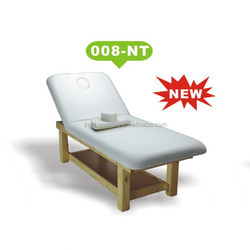 008-NT Solid wood bed/Massage Room Furniture/Massage table/Massage bed