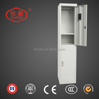 Mordern design bedroom furniture steel wardrobes from China suppliers