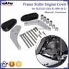 BJ-EG-009 CNC Aluminum Engine Guard Cover Slider Protector for SUZUKI GSX-R 1000