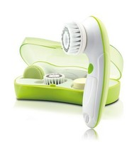 Electric Facial Cleanser / Electric Facial Brush / Skin Scrubber with Storage Case