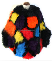 2015 Fashion Brand Name Clothing Luxury Fox Pelts For Sale