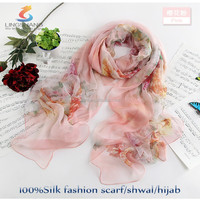 Women wear Fashion muslim silk scarves for wholesale,hijab shawls and scarves