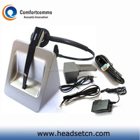 New computer and desk phone 2.4GHZ microphone conference wireless headphone headset CW-3000