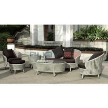 Hot selling design garden sofa sets patio furniture