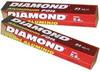 Best sale high quality diamond aluminium foil rolls