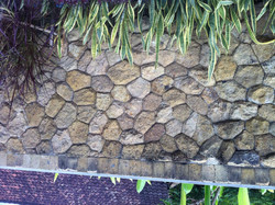 Rocks For Landscaping Awesome Design With Stone Planting Bed