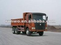 Sinotruck Hoyun 6x4 Euro 3 ZZ3255M3645C 213 KW dump truck