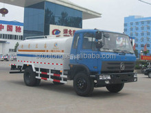 DongFeng 6.93cbm 4x2 high pressure sewage cleaning truck,cleaning washing vehicle