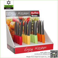 Promotional Kitchen Tools Steel French Steak Knife