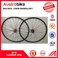 CarbonBikeKits 29-35 29er Carbon All Mountain MTB 29 Wheelset design in Austria from China