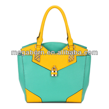 2014 Guangzhou China Alibaba Supplier of the Fashion Promotion Candy Color Bag