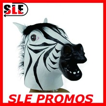horse head mask rubber horse head mask For Costume Party Cosplay