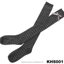 bulk wholesale happy girl knee-high socks