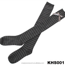 bulk wholesale happy zhuji girl knee high socks