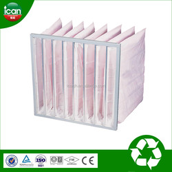 Factory production air filter for toyota hiace kdh200 Medium Filter