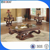 C-8003 turkish products Tea table root carving tea table