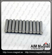 N45 D12.7 x 5mm Nickel Plating Best Service Magnet for Display