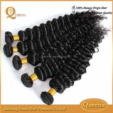 Free Sample Real Virgin In Stock Real Mink Brazilian Hair Wet And Wavy