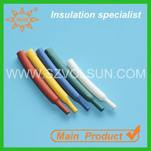Thin wall colorful thermofit heat shrink sleeve