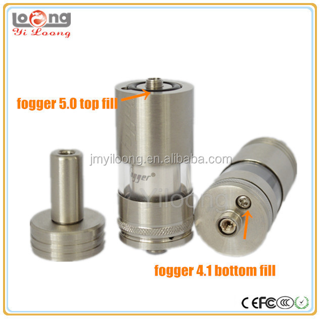 Yiloong New Glassomizer Silo Tank Kit With Bvc Style ...