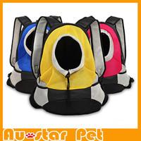 Good Quality Sandwich Mesh Fabrics Pet Travel Carrier Pet Shopping Bag Dog Carrier