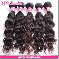100% malaysian hair clip-on hair extension,100% brazilian virgin hair natural wave
