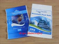 waterproof plastic bag pp woven bags for animal feed agriculture corn sugar salt food packaging