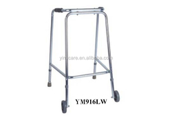 Good quality 3 sizes low price walkers with wheels