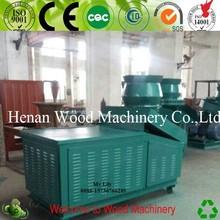 Hot selling wood flat die pellet machine for heating at factory price