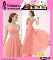 2015 High Quality Charming Elegant Evening Dress Wholesale Fashion Newest Cheap Pregnant Evening Dress