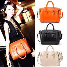 Beautiful fashion tote purse leather bag lady hand bag SV001545